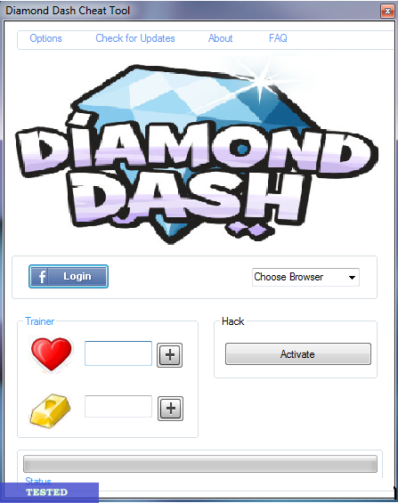 Diamond Dash Hack