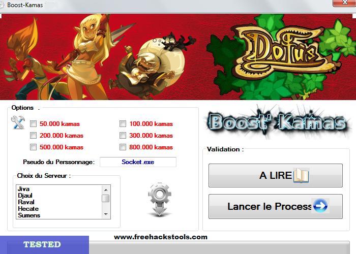 Dofus Kamas 2 Hack