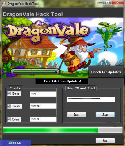 DragonVale 2 Hack