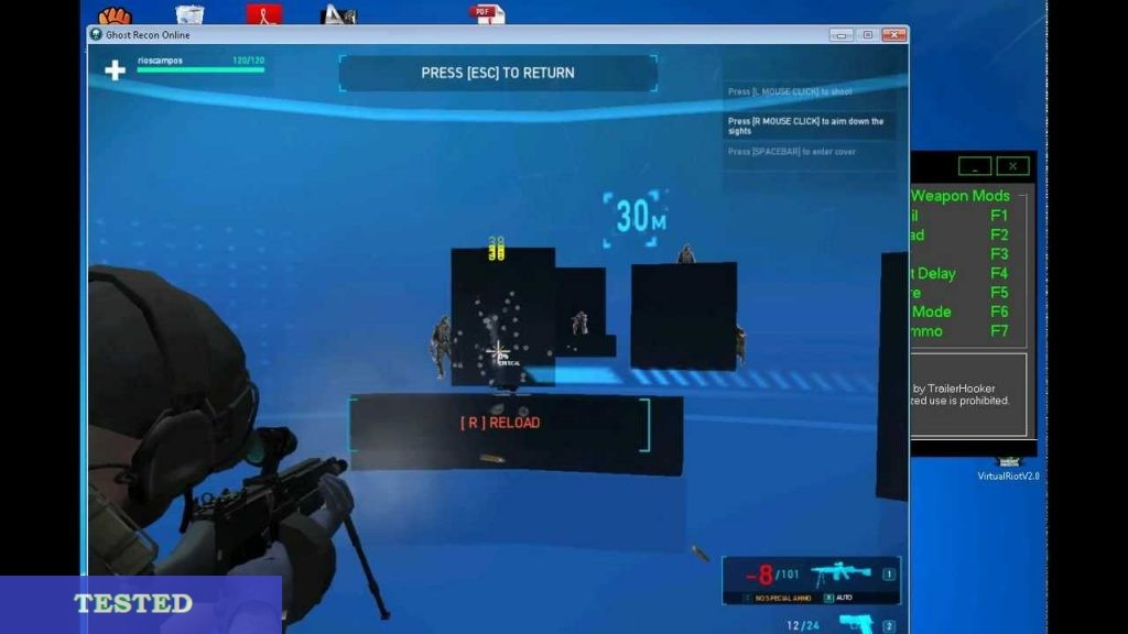 Ghost Recon Online Hack