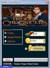 Hidden Chronicles Hack