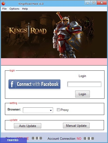 KingsRoad Hack Tool