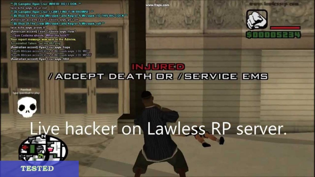 Lawless Hack