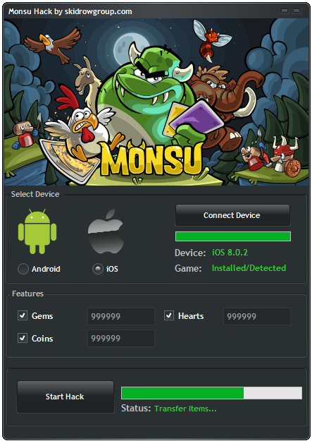 Monsu Hack
