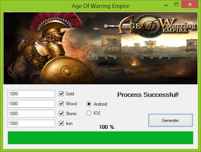 Age of Warring Empire Hack