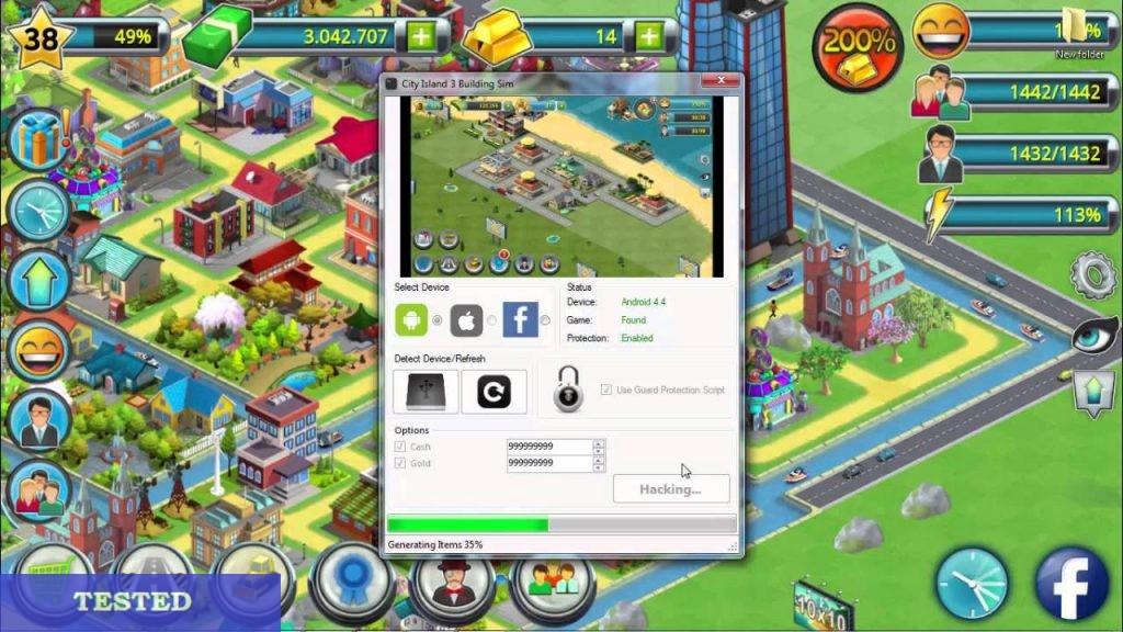 City Island 3 Building Sim Hack