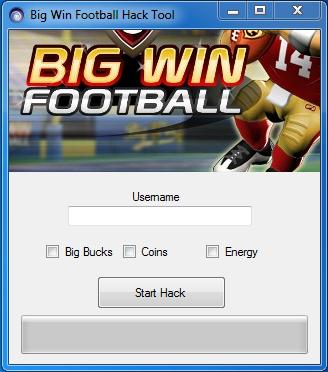 Big Win Football Hack