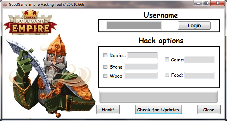 Goodgame Empire hack Tool Cheats