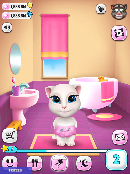 My Talking Angela Hack v1.1