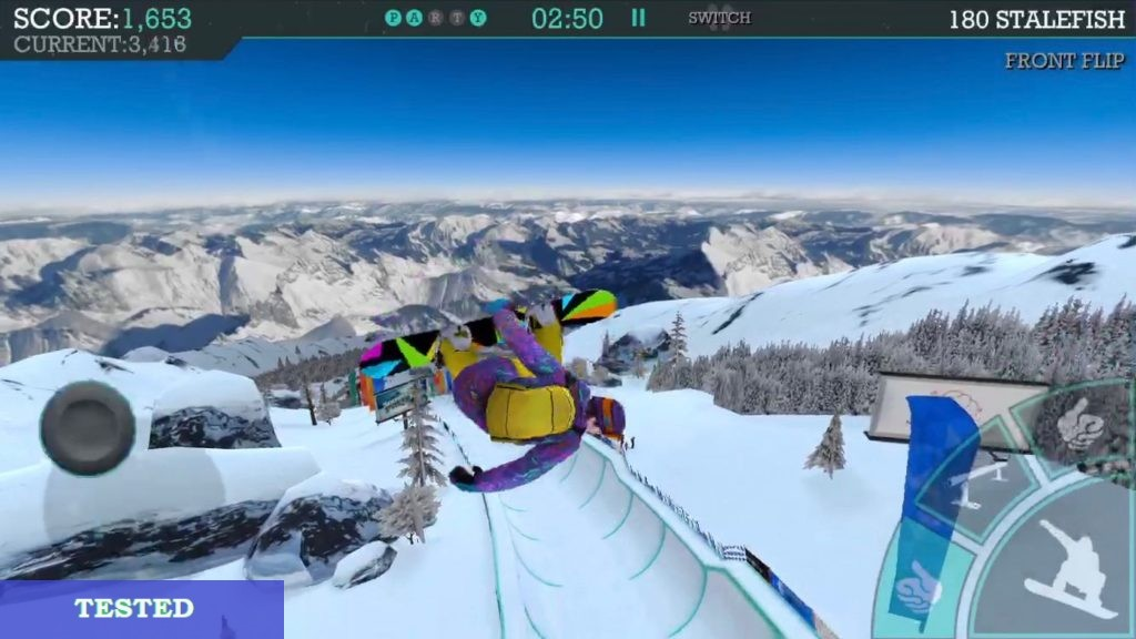 Snowboard Party Hack EXP and Unlock All Boards