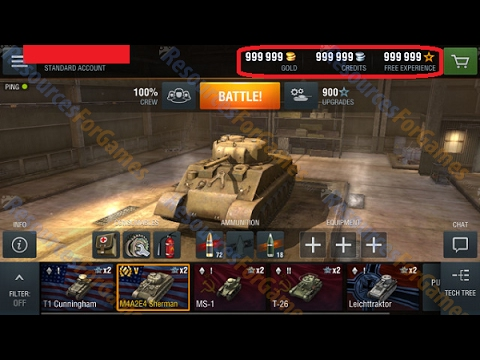 World Of Tanks Hack Tool 2