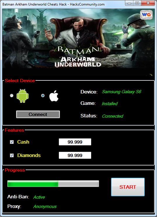 Batman Arkham Underworld Hack1