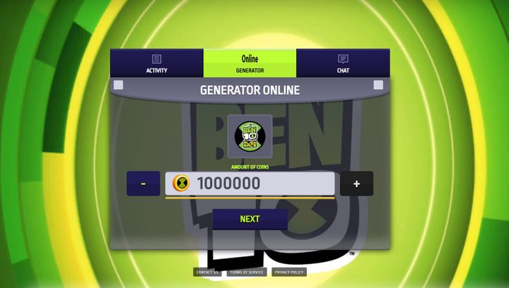 Ben 10 Alien Race Hack