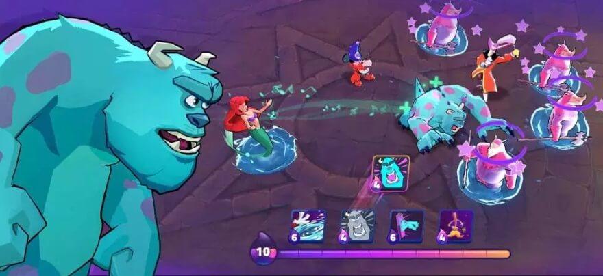Disney Sorcerer's Arena1