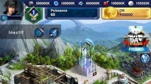 Final Fantasy XV A New Empire Hack Tool – Get Free Gold