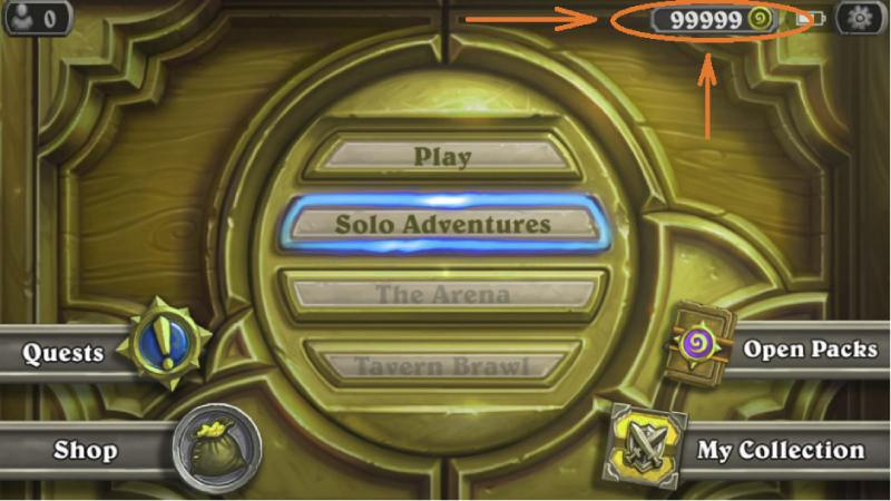 Hearthstone Hacks, Cheats and Bots - iOS - PC - Android