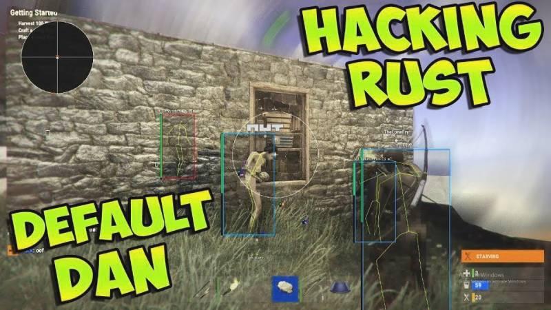 Rust Hacks, Cheats and Aimbots