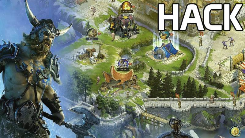 Vikings: Ware of Clans Hacks, Mods, Bots and Cheats