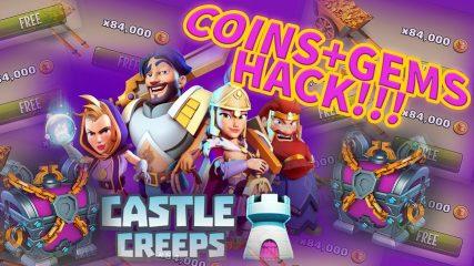 Castle Creeps TD Hack (MOD,Unlimited Money) Apk
