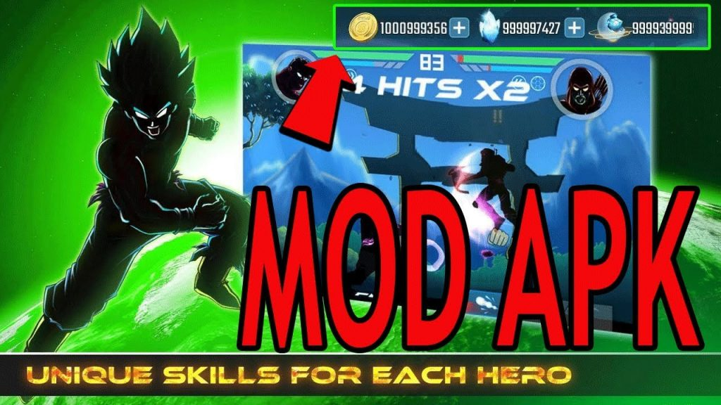 Shadow Battle Hack (MOD, Unlimited Money) Apk