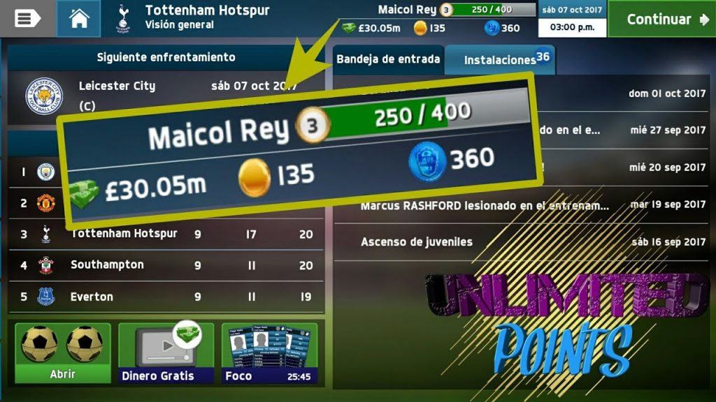 Soccer Manager 2018 Hack (MOD, Unlimited Money) Apk