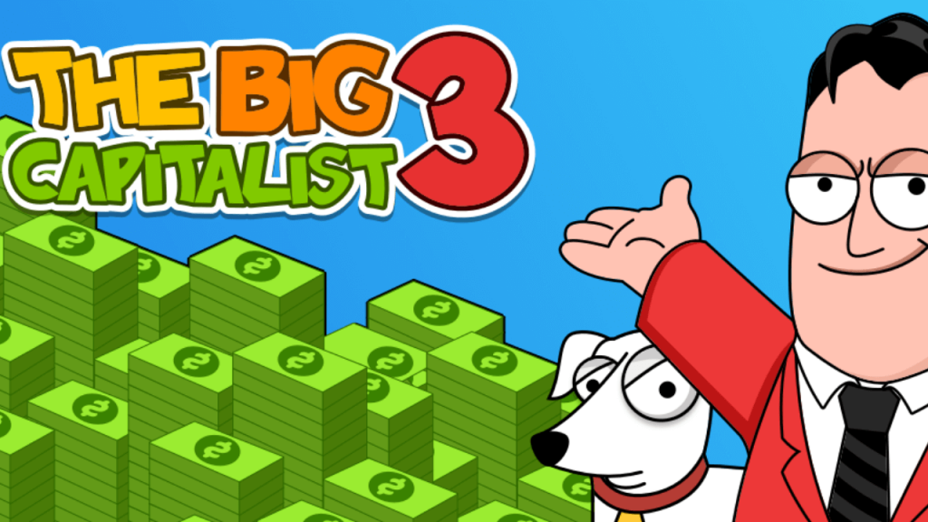 The Big Capitalist Mod (Hack, Unlimited Money) Apk