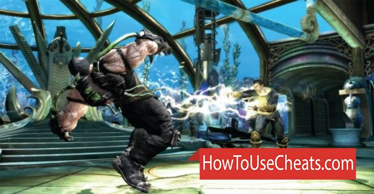 Injustice: Gods Among Us how to use Cheat Codes and Hack Money, Energy and Diamonds