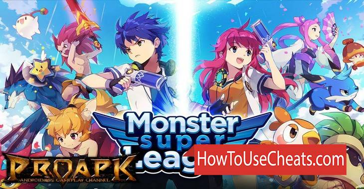 Monster Super League how to use Cheat Codes and Hack Gold, Energy and Diamonds