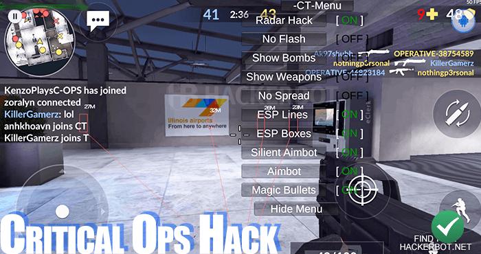 Imagini pentru Critical Ops Hack
