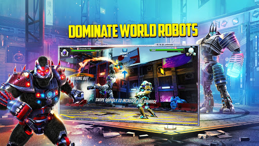 World Robot Boxing 2