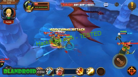 Guardian Prelude : Arrival 1.0.19 Apk Full + OBB Data Paid