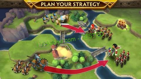 Warlords of Aternum Apk Full