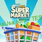Idle Supermarket Tycoon v2.2.1 (MOD, Unlimited Coins)