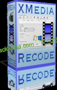 XMedia Recode crack Full Version Download