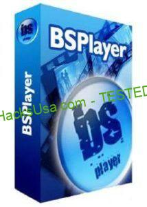 BS Player Pro Full Crack Version