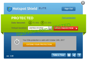 Hotspot Shield Elite Full Crack With Keygen