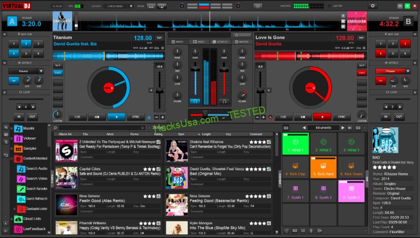Virtual-DJ-2018-Crack-Torrent-Full-License-Key