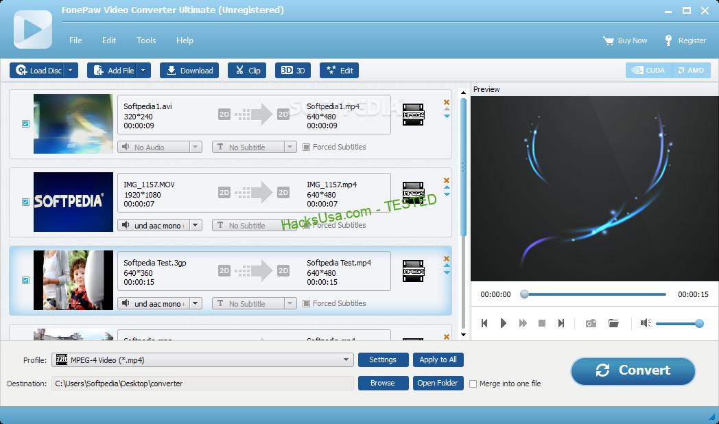 Imagini pentru FonePaw Video Converter Ultimate