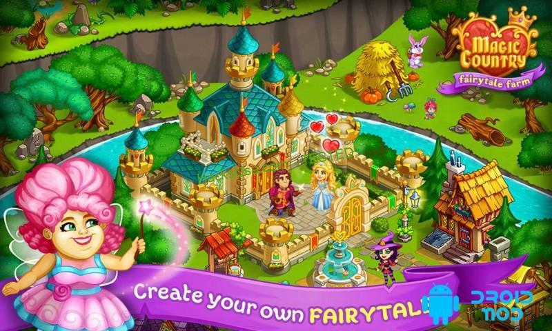 Imagini pentru Fairy Farm v2.7.4 Hack