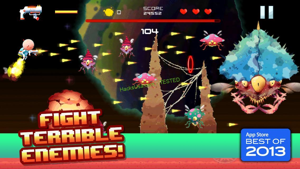 DOT – Space Hero : VIP Mod Kill with the first hit APK