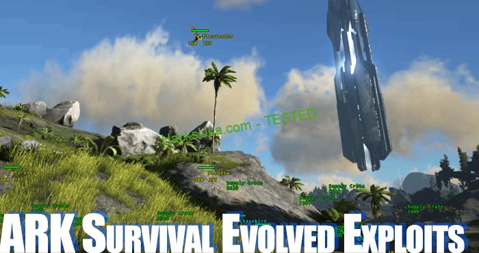 ark-exploits