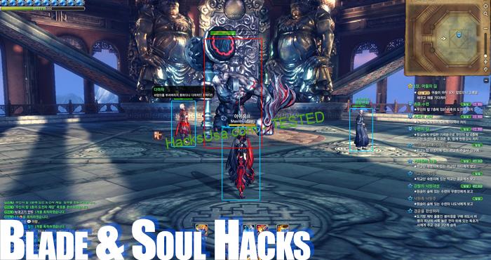 blade and soul hacks