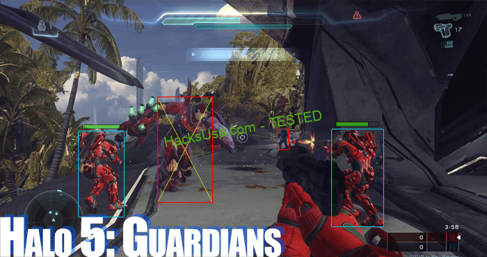 halo 5 guardians cheating