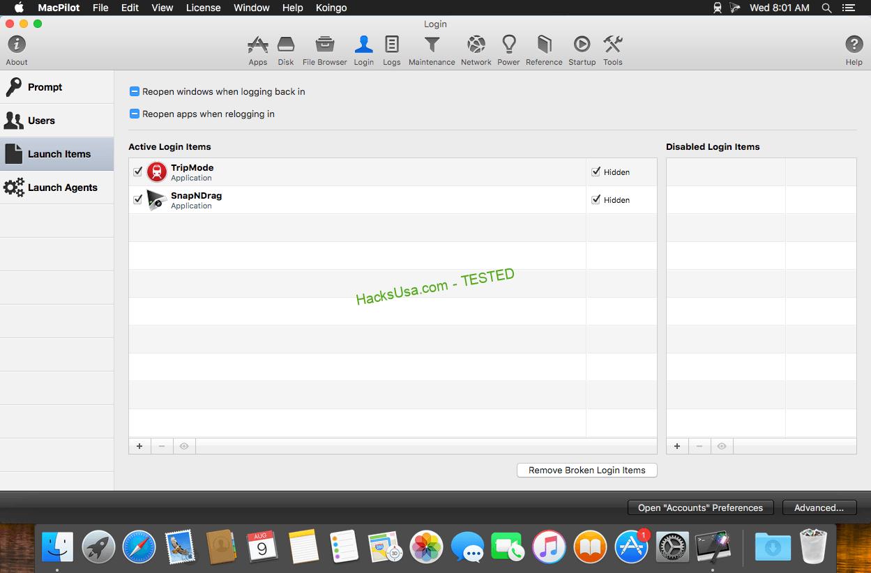 MacPilot 11.0.9 FOR MAC