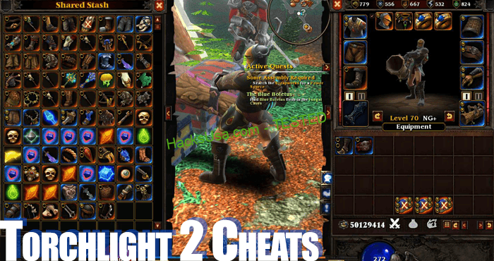 torchlight-2-cheats