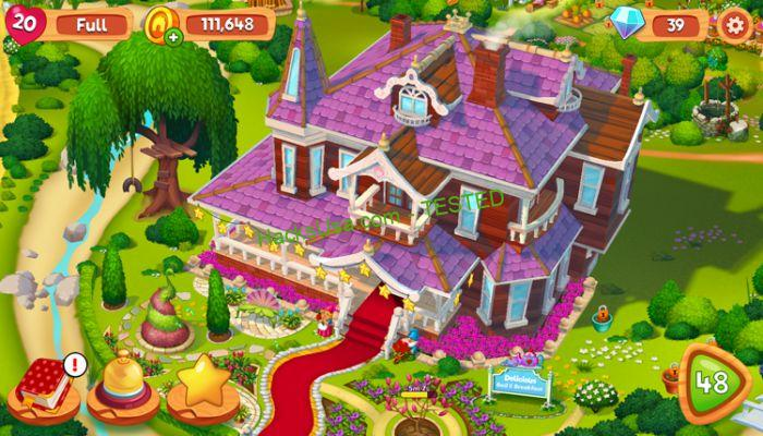 Delicious Bed & Breakfast mod apk resort download