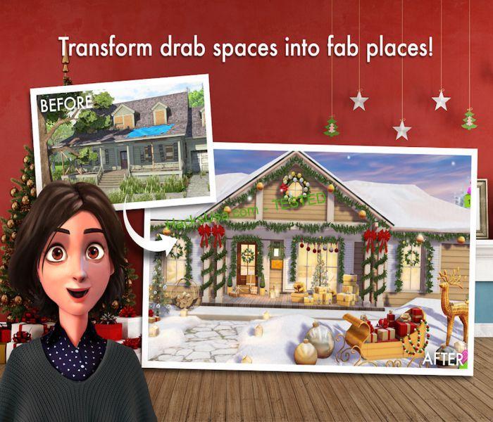 Home Design Makeover game mod