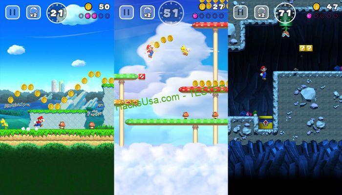 Super Mario Run mod android