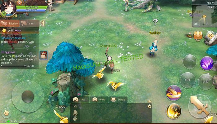 Tales of Wind APK gameplay download
