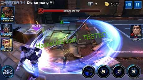 MARVEL Future Fight Apk + Mod for Android
